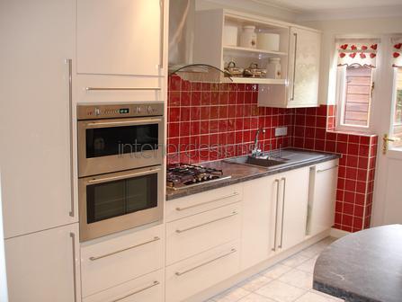 интерьеры маленьких кухонь – фото