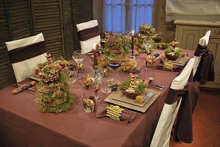 идеи для сервировки к празднику