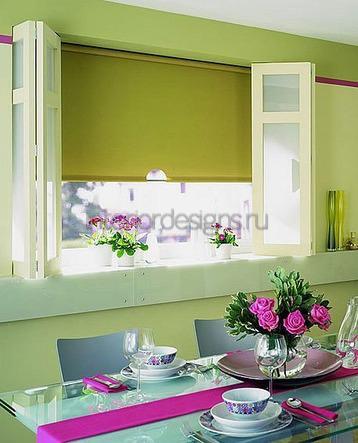идеи для комнаты в зеленом цвете