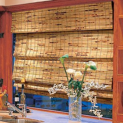 занавесь из бамбука