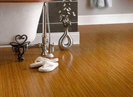 напольное покрытие в ванной