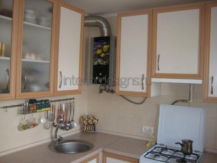 Г-образный кухонный гарнитур