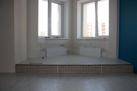 сооружение подиума в квартире