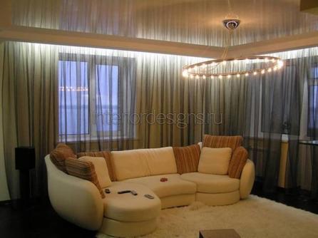 варианты декорирования комнаты