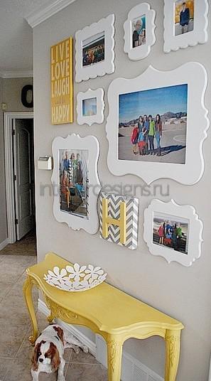 украшение детской комнаты