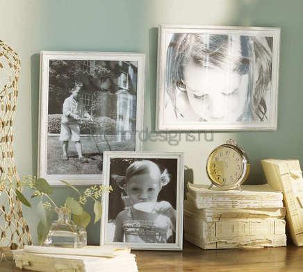 винтажные фотографии в доме
