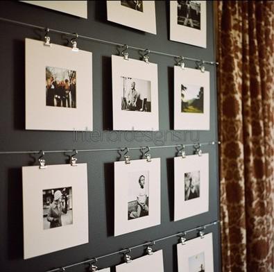 паспарту для черно-белых снимков
