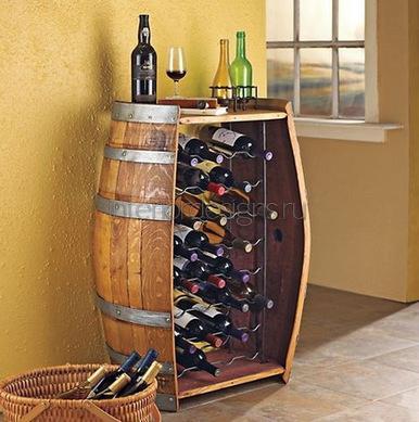 система хранения вин