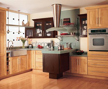 Дизайн прямоугольной кухни оформление по канонам учения