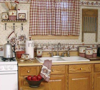 Кухня своими руками из льна