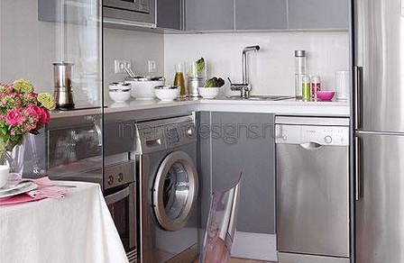фото дизайна малогабаритной кухни