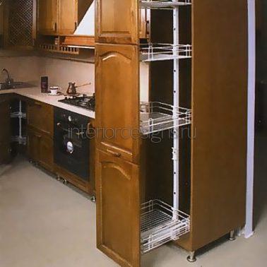 Колонна на кухню своими руками