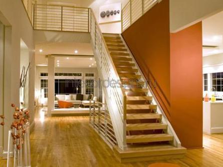 зонирование пространства двухэтажного дома