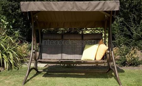 переносной подвесной диван