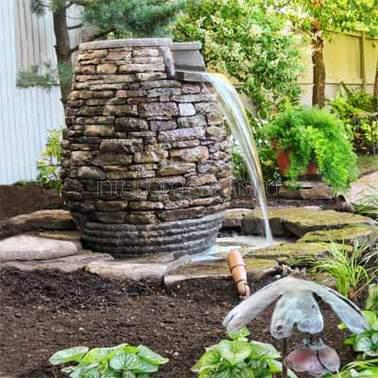 декоративные предметы для сада