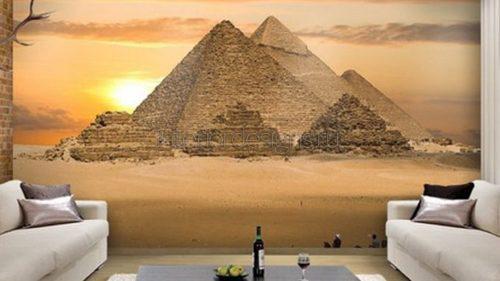 Фотообои с пирамидами
