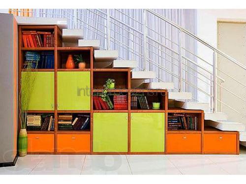 Цветные шкафы