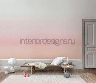 розовый в оформлении комнаты