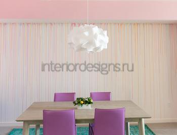 Дизайн стен в интерьере