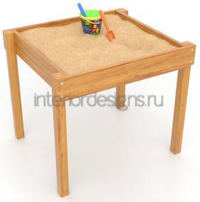 стол-песочница