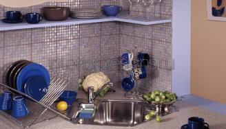 простой дизайн кухни фото