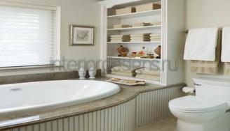 декор ванной комнаты