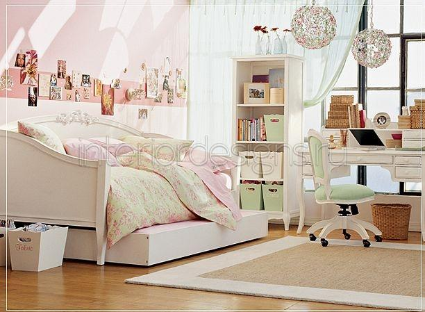 Комната подростка интерьер девочки