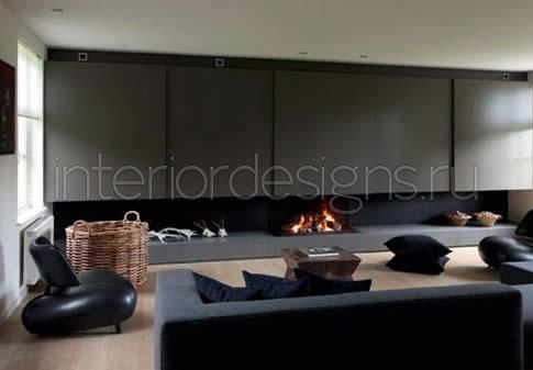 Open Fire Design Ideas
