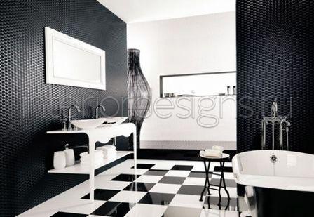 фотографии черно-белые в интерьере