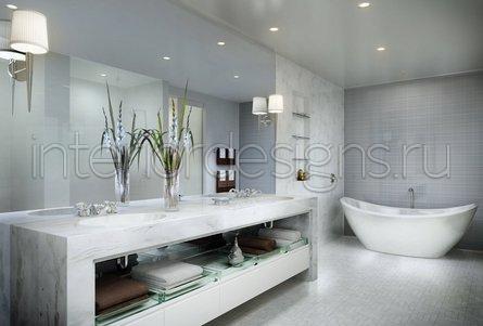 потолки в ванной фото дизайн ванной