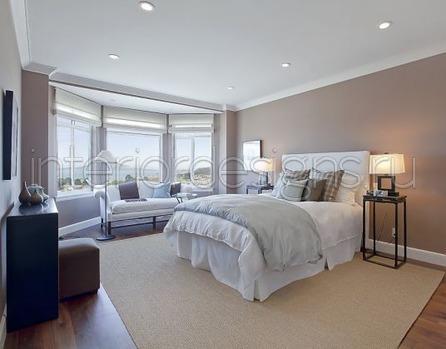 Спальни с эркером фото дизайн