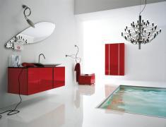 фото интерьеров ванной комнаты и санузла