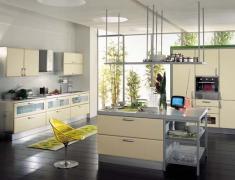 итальянский дизайн современной кухни