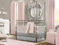 расположение детской кроватки