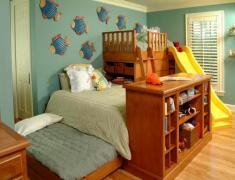 дизайн детской комнаты – фото