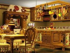 красивые интерьеры кухни