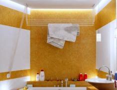 дизайн функциональной ванной комнаты