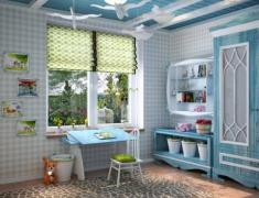 дизайн мебели для детской комнаты