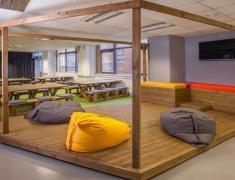стильный дизайн офиса