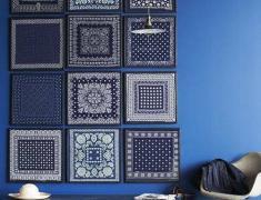 Декоративные ковры в интерьере